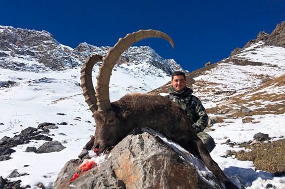 Jagd in Kirgisistan