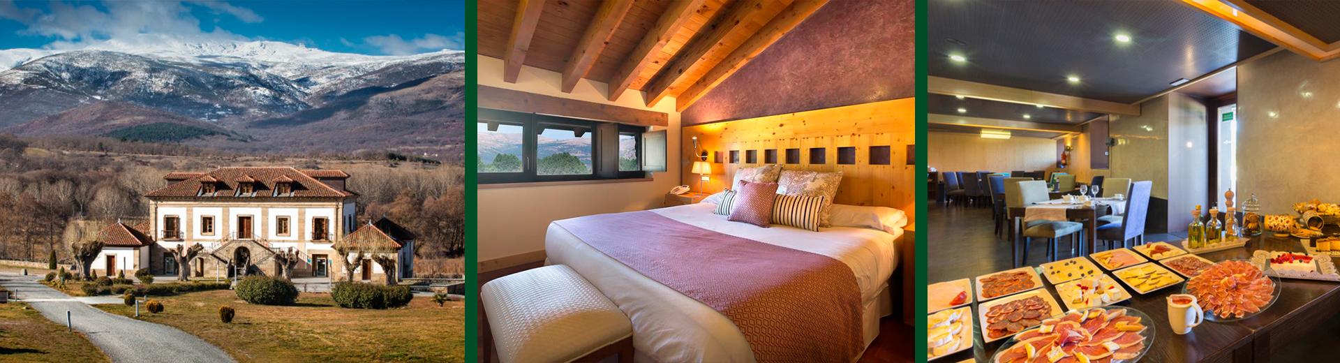 Gredos Ibex hunting Spain accommodation Gredos hunt ibex, hunt Gredos Ibex, ibex hunting Gredos
