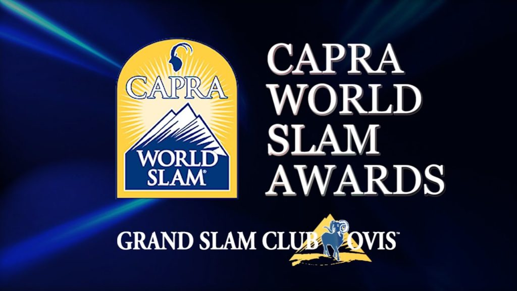 Capra World Slam Awards, capra world slam Spain, Awards Capra world Slam, spanish company associate capra world slam, spanish hunting company associate grand slam club ovis, spanish capra world slam