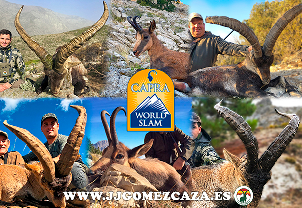 Capra World Slam in Spain, award capra world slam Spain, spanish company recommended grand slam club ovis, spanish company guaranteed awards, company Spain slam quest recommended